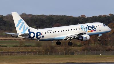 A picture of GFBJH - Embraer E175STD - [17000351] - © Alberto Cucini
