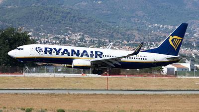 A picture of EIDWV - Boeing 7378AS - Ryanair - © Fernando Roca