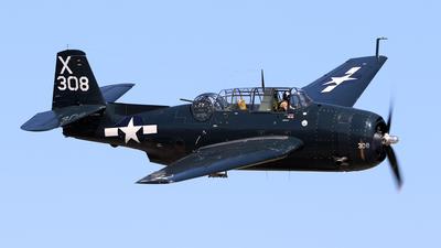 N7226C - Grumman TBM-3 Avenger - Private