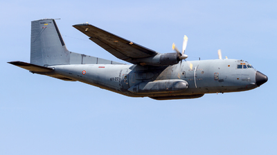 R160 - Transall C-160R - France - Air Force