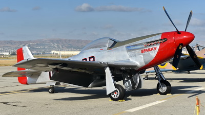 NL151D - North American P-51D Mustang - Private