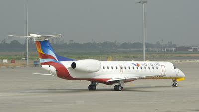 S2-AGK - Embraer ERJ-145EU - Novo Air