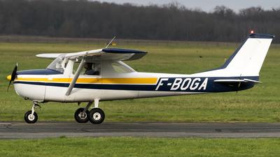 F-BOGA - Reims-Cessna F150G - Private