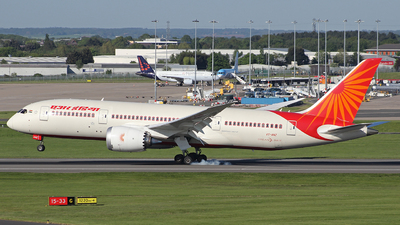 VT-ANZ - Boeing 787-8 Dreamliner - Air India
