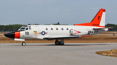 158844 - North American CT-39G Sabreliner - United States - US Navy (USN)