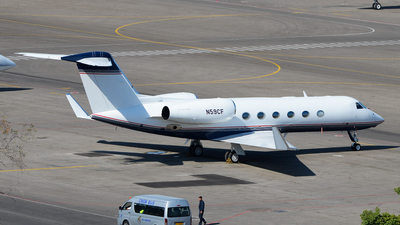 N59CF - Gulfstream G450 - Private
