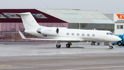 C-FORB - Gulfstream G-IV - Private