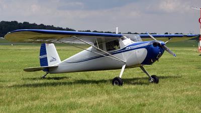 N89039 - Cessna 140 - Private