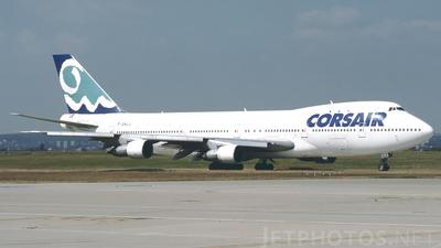 F-GKLJ - Boeing 747-121 - Corsair