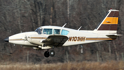 N101HH - Piper PA-23-250 Aztec - Private