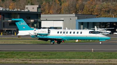 C-FMGL - Bombardier Learjet 45 - London Air Services