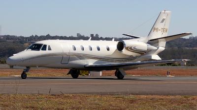 A picture of PRTEN - Cessna 560XLS Citation Excel - [5605778] - © MHR - Team BSB Spotter
