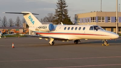 OK-DSY - Cessna 525A CitationJet 2 Plus - Delta System-Air