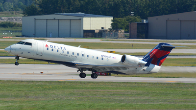 N914EV - Bombardier CRJ-200ER - Delta Connection (SkyWest Airlines)