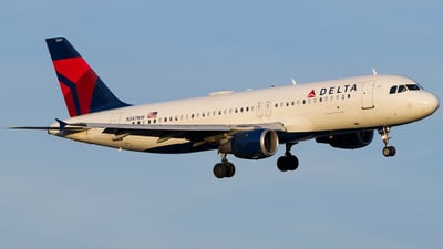 N347NW - Airbus A320-212 - Delta Air Lines