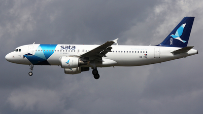 CS-TKL - Airbus A320-214 - SATA International