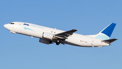 EI-JRD - Boeing 737-4Y0 - ASL Airlines