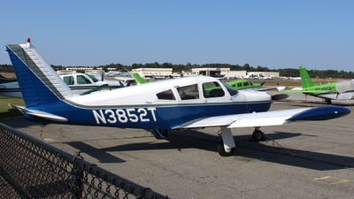 N3852T - Piper PA-28R-180 Cherokee Arrow - Private