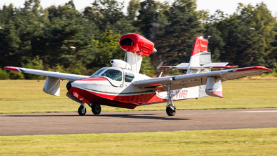G-VWET - Lake LA-4-200 Buccaneer - Private