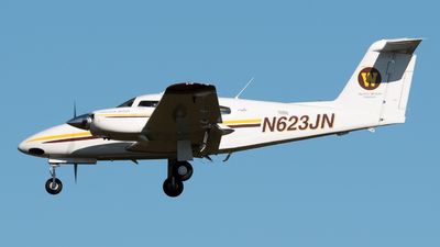 A picture of N623JN - Piper PA44180 Seminole - [4496499] - © Ben Suskind