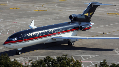 N800AK - Boeing 727-23(Q) - Weststar Aviation Services