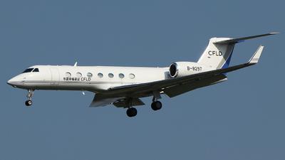 B-8297 - Gulfstream G550 - Private
