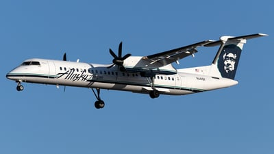 N441QX - Bombardier Dash 8-Q402 - Alaska Airlines (Horizon Air)