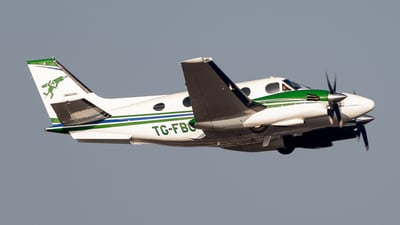 TG-FBG - Beechcraft C90 King Air - Private