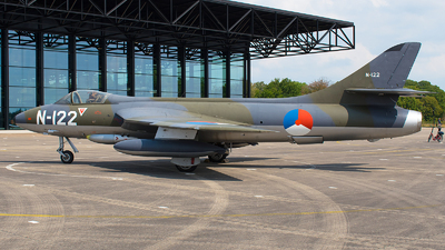 N-122 - Hawker Hunter F.4 - Netherlands - Royal Air Force