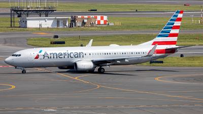 A picture of N998NN - Boeing 737823 - American Airlines - © OCFLT_OMGcat