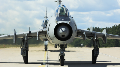 3816 - Sukhoi Su-22M4 Fitter K - Poland - Air Force
