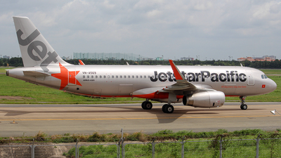 VN-A569 - Airbus A320-232 - Jetstar Pacific Airlines