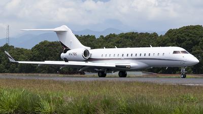 N147QS - Bombardier BD-700-1A10 Global 6000 - NetJets Aviation