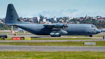 A picture of A97440 - Lockheed C130J Hercules -  - © Yohane