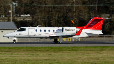 N164AL - Bombardier Learjet 31A - Airlift Northwest