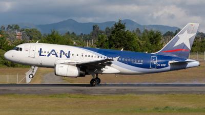 A picture of CCCPF - Airbus A319132 - LATAM Airlines - © Alex Rivera