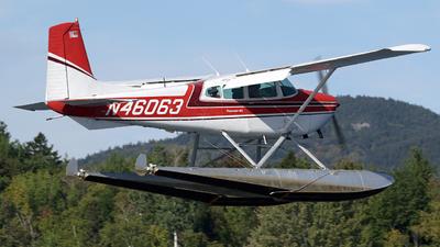 N46063 - Cessna 180J Skywagon - Private