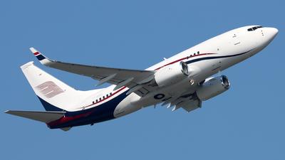 T7-MAK - Boeing 737-7HZ(BBJ) - Samrussitera BBJ