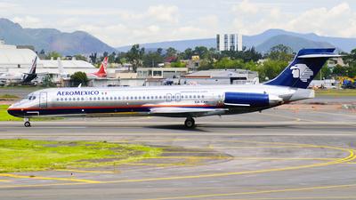 XA-TXH - McDonnell Douglas MD-87 - Aeroméxico