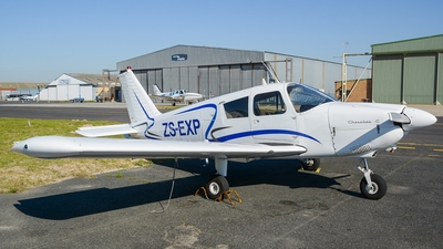 ZS-EXP - Piper PA-28-180 Cherokee C - Private