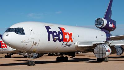 N68050 - McDonnell Douglas DC-10-10(F) - FedEx