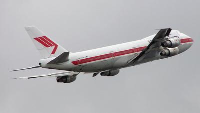 PH-MCE - Boeing 747-21AC(SCD) - Martinair Cargo