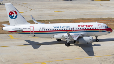 B-6439 - Airbus A319-133 - China Eastern Airlines