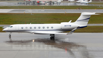 N1777M - Gulfstream G650 - Jet Aviation Flight Services