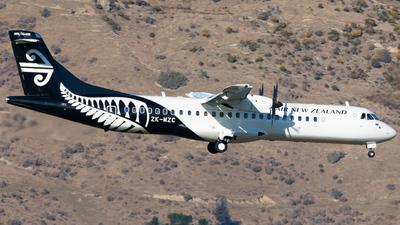 A picture of ZKMZC - ATR 72600 - Air New Zealand - © Reuben Morison