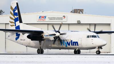 PH-VLM - Fokker 50 - VLM Airlines