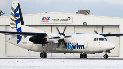 A picture of PHVLM - Fokker 50 - Southern Cross International - © Michael Durning