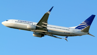 A picture of HP1522CMP - Boeing 7378V3 - Copa Airlines - © Hector Rivera - Puerto Rico Spotter