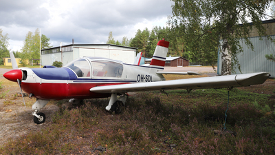 OH-SDL - Socata MS-893A Rallye Commodore - Private