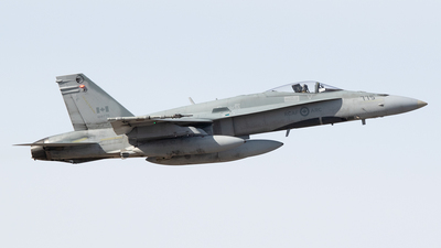 188775 - McDonnell Douglas CF-188 Hornet - Canada - Royal Canadian Air Force (RCAF)